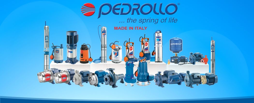 Pedrollo All Product